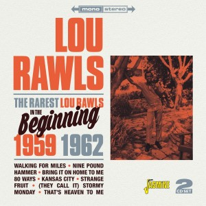 Rawls ,Lou - The Rarest Lou Rawls : In The Beginning...