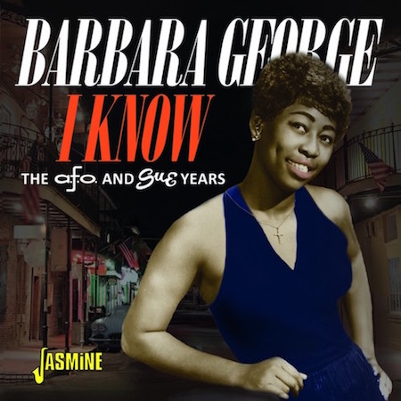 George ,Barbara- I Know : The A.F.O And Sue Years