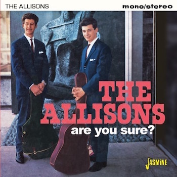 Allisons ,The - Are You Sure ?