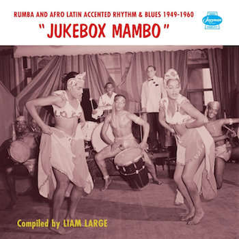 V.A. - Jukebox Mambo Vol 1 ( ltd 2 lp's gatefold sleeve )