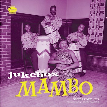 V.A. - Jukebox Mambo Vol 3 ( cd )