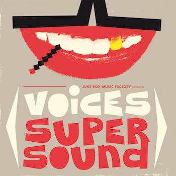 V.A. - Voices Super Sound (ltd lp + cd )