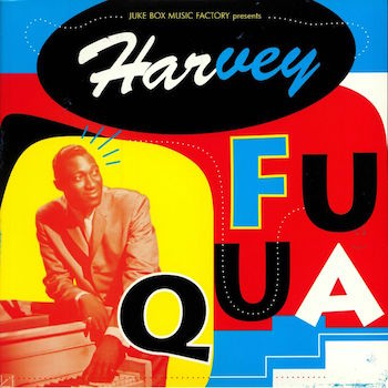 Fuqua ,Harvey - Fuqua Harvey (Ltd lp + 45's + cd )