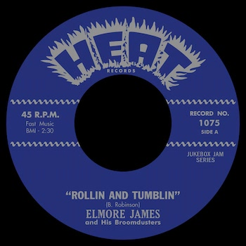 James ,Elmore - Rollin And Tumblin + 1 ( ltd repro )