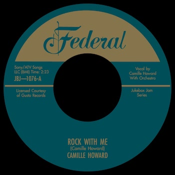 Howard ,Camille - Rock With Me / Nasty Man