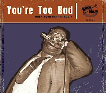 V.A. - You're Too Bad ( cd)