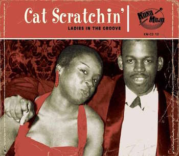 V.A. - Cat Scratchin' ( cd )