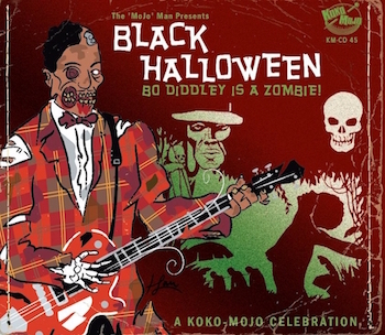 V.A. - Black Halloween : Bo Diddley Is A Zombie