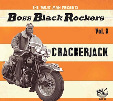 V.A. - Boss Black Rockers : Vol 9 Crackerjack