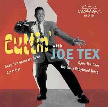Tex ,Joe - Cuttin With Joe Tex (Ltd Ep )