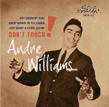 Williams ,Andre - Hey Country Girl Don't touch ( Ltd Ep )