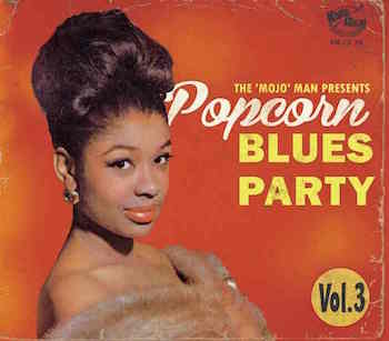 V.A. - Popcorn Blues Party Vol 3