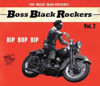 V.A. - Boss Black Rockers : Vol 2 Bip Bop Bip