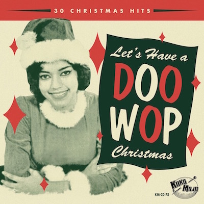 V.A. - Let's Have A Doowop Christmas