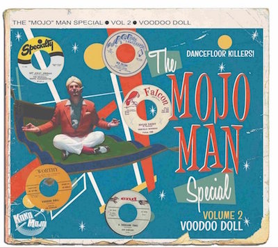 V.A. - The Mojo Man Special Vol 2 : Voodoo Doll