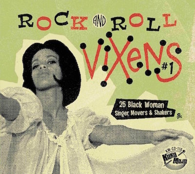 V.A. - Rock And Roll Vixens Vol 1