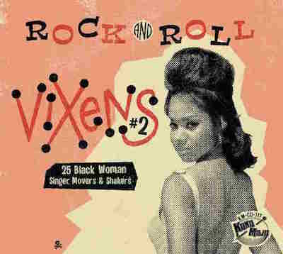 V.A. - Rock And Roll Vixens Vol 2