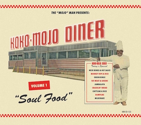 V.A. - Koko Mojo Diner Vol 1 Soul Food