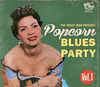V.A. - Popcorn Blues Party Vol 1