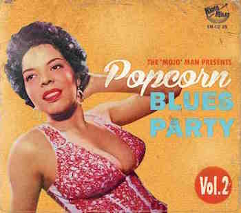 V.A. - Popcorn Blues Party Vol 2