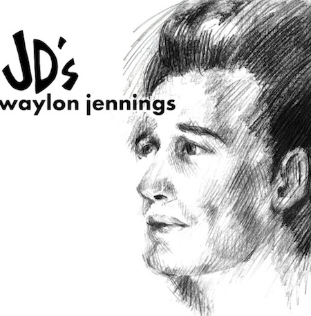 Jennings ,Waylon - At JD's ( Ltd Lp )