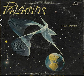 Paladins ,The - New World ( ltd lp )