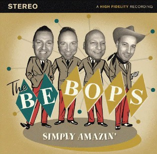 Be Bops ,The - Simply Amazin'