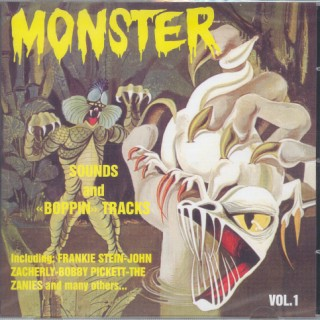 V.A. - Monsters Sounds & Boppin' Tracks Vol 1