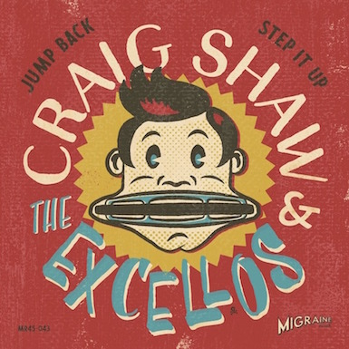 Shaw ,Craig and The Exellos - Jump Back + 1