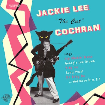 "Cochran ,Jackie Lee - Hip Shakin' Mama ( Ltd 10 "" )"