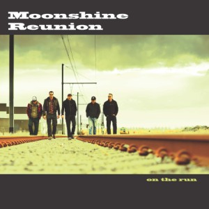 Moonshine Reunion - On The Run ( limited edition )