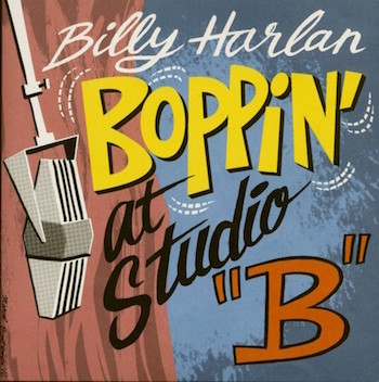 Harlan ,Billy - At Studio B ( Ltd Gatefold Sleeve )