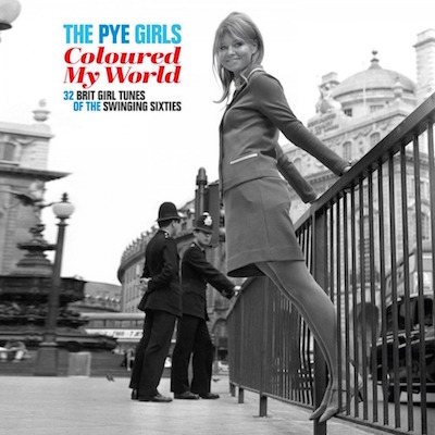 V.A. - Pye Girls Coloured My World ( cd )