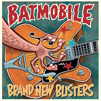 Batmobile - Brand New Blisters ( cd )