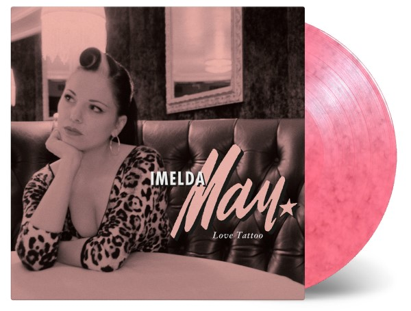 May ,Imelda - Love Tattoo ( 180gr Lp Ltd )