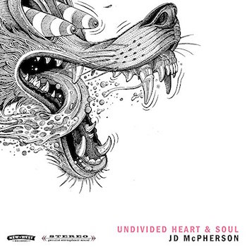 Mc Pherson ,J.D. - Undivided Heart & Soul ( cd )