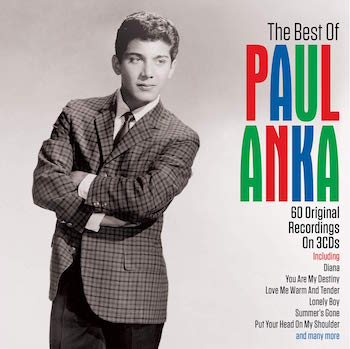Anka ,Paul - Best Of ( 3 cd's )