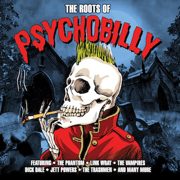 V.A. - Roots Of Psychobilly ( 2 cd's )