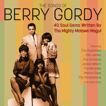V.A. - The Songs Of Berry Gordy ( 2 cd's )