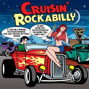 V.A. - Cruisin' Rockabilly (3 cd's)