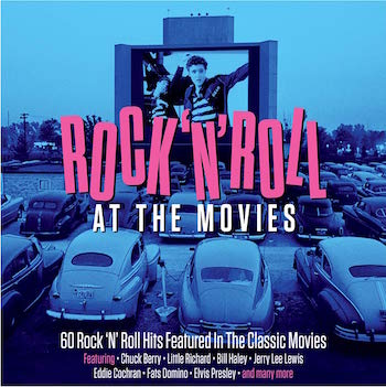 V.A. - Rock'n'Roll At The Movies ( 3 cd's )