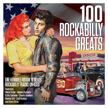 V.A. - 100 Rockabilly Greats ( 4 cd's )