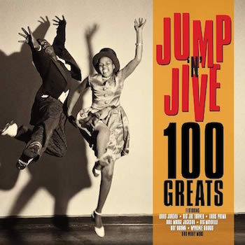 V.A. - 100 Jump 'N' Jive Greats ( 4 cd's)