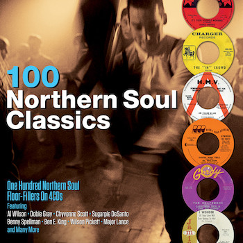 V.A. - 100 Northern Soul Classics ( 4 cd's )