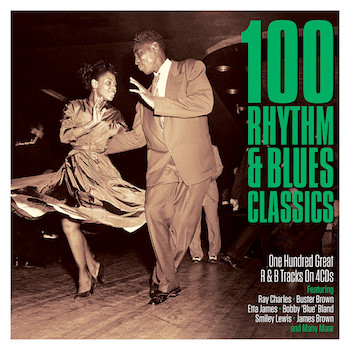 V.A. - 100 Rhythm & Blues Classics (4 cd's )