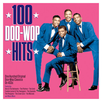 V.A. - 100 Doo-Wop Hits ( 4 cd's )