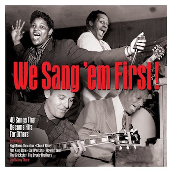 V.A. - We Sang Em First ( 2 cd's)
