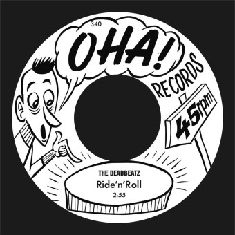 Deadbeatz ,The - Ride 'n'n Roll ( ltd 45's )