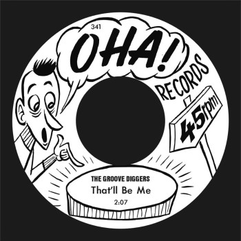 Groove Diggers ,The - That'll Be Me ( ltd 45's )
