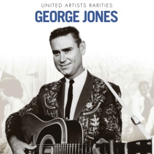 Jones ,George - United Artist Rarities ( black friday release )